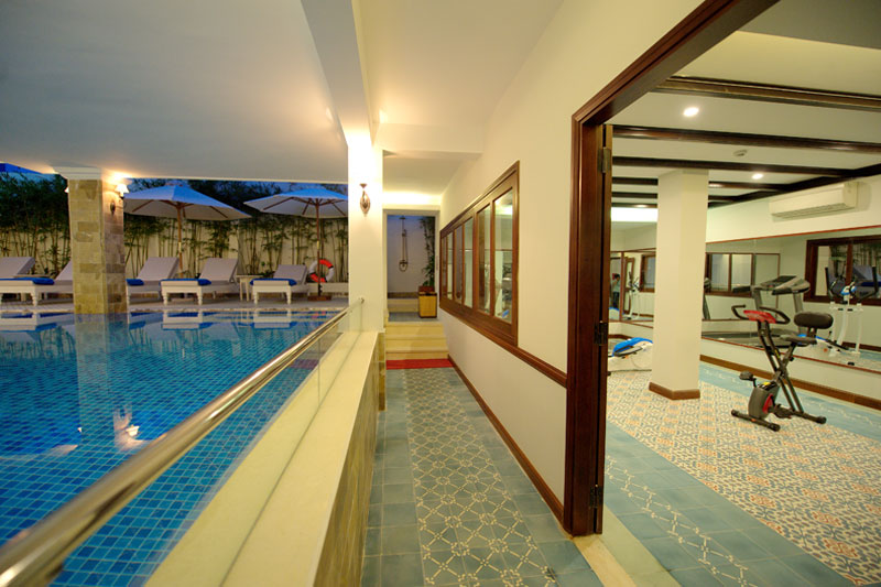 Swimming Pool & Fitness Center